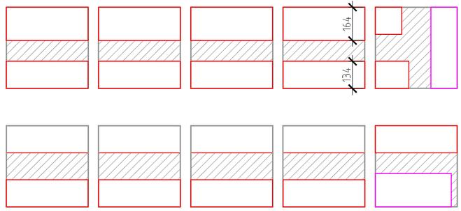 Раскрой плитки.Пример2.2