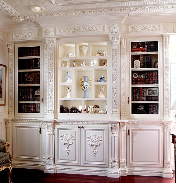 Декор для мебели молдинги