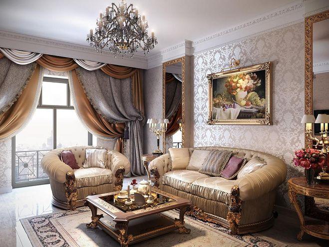 Каковы особенности и характеристики классического стиля интерьера?