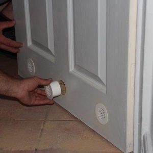 Премиум шумоизоляция дверей
