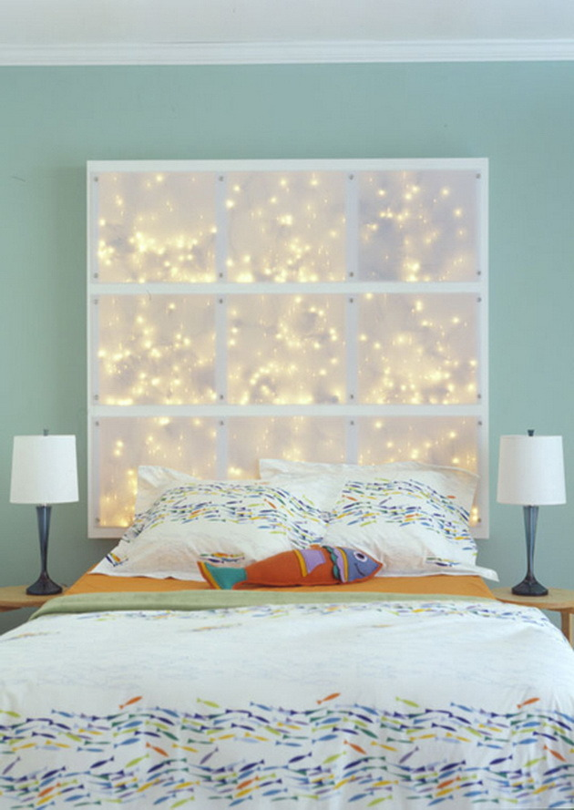 Идеи над кроватью фото