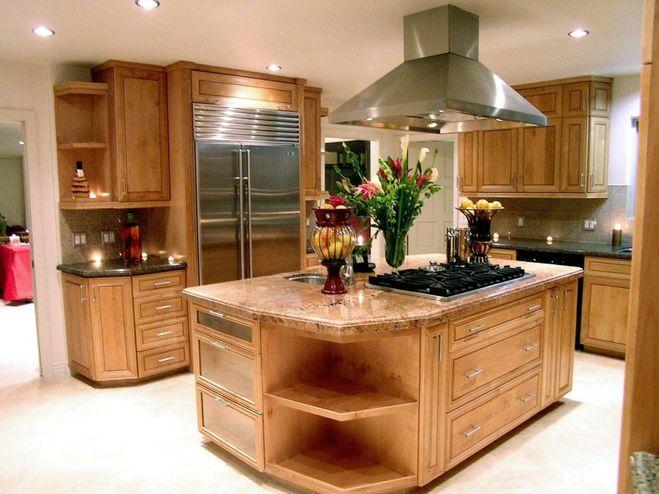Что такое кухонный остров?