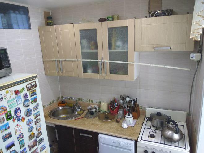 пространство на кухне