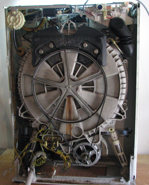 Как поменять подшипники в стиральной машине своими руками