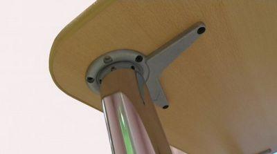Как сделать ножки для стола из металла 93