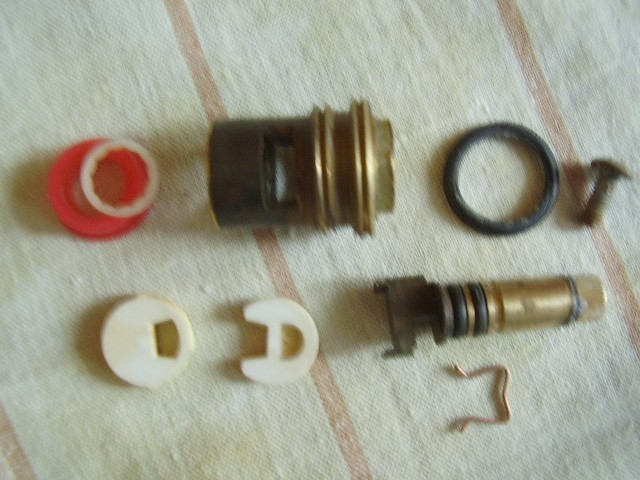 Керамическая кран-букса ремонт своими руками 24