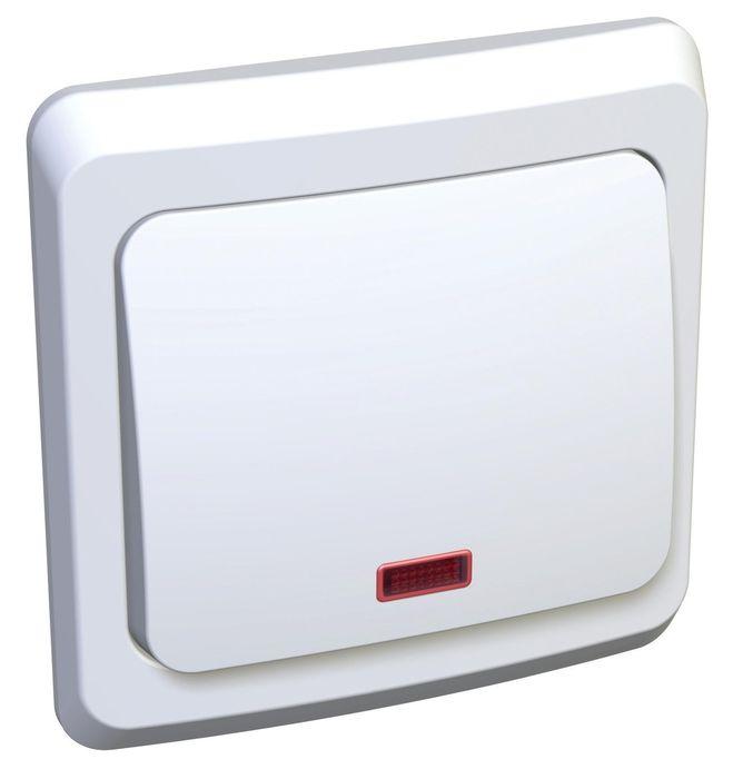 Кнопочный выключатель