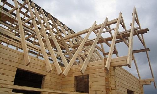 Схема т образной крыши