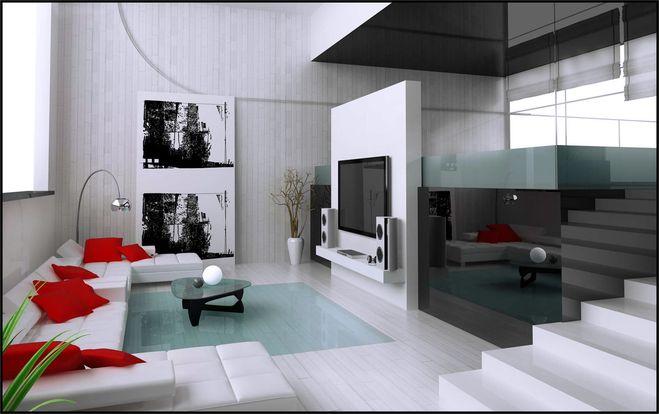 Дизайн интерьера в стиле хай-тек: какие особенности?