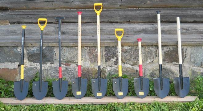черенок для лопаты