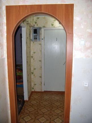 Дверь арка на кухню своими руками