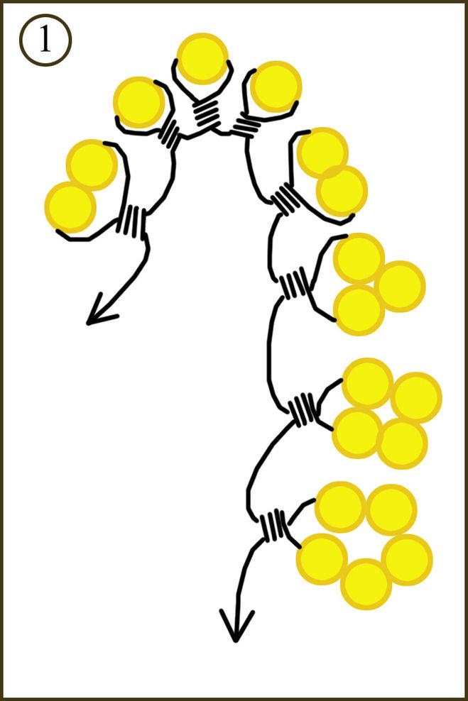 Как сделать Мимозу из бисера к 8 Марта своими руками
