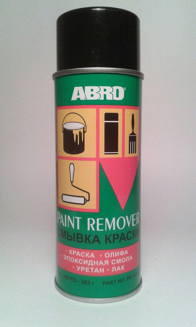 Смывка для масляной краски с дерева