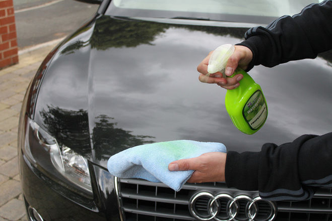 Сухая мойка автомобиля - что это такое, какой принцип действия, как сухо помыть машину?