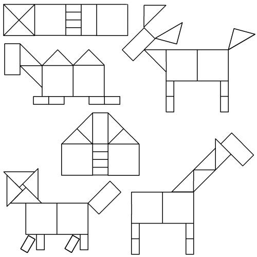 Как сделать своими руками оригинальную головоломку для ребенка?
