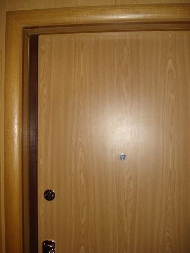 Вх.дверь.МДФ-наличник