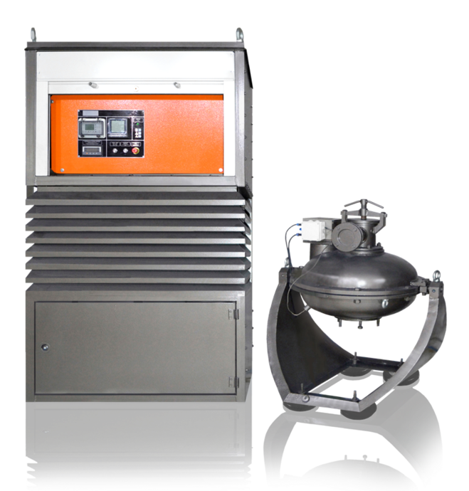 Аппарат вихревого слоя АВС-150