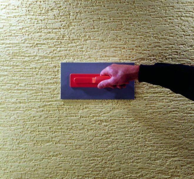 Штукатурка под покраску стен своими руками видео