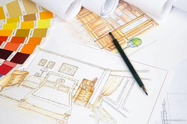 Разработка и согласование дизайн-проекта