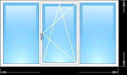 стеклопакет, стекло, окно
