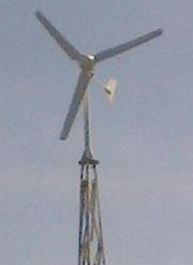 Ветряный генератор 1,5кВт