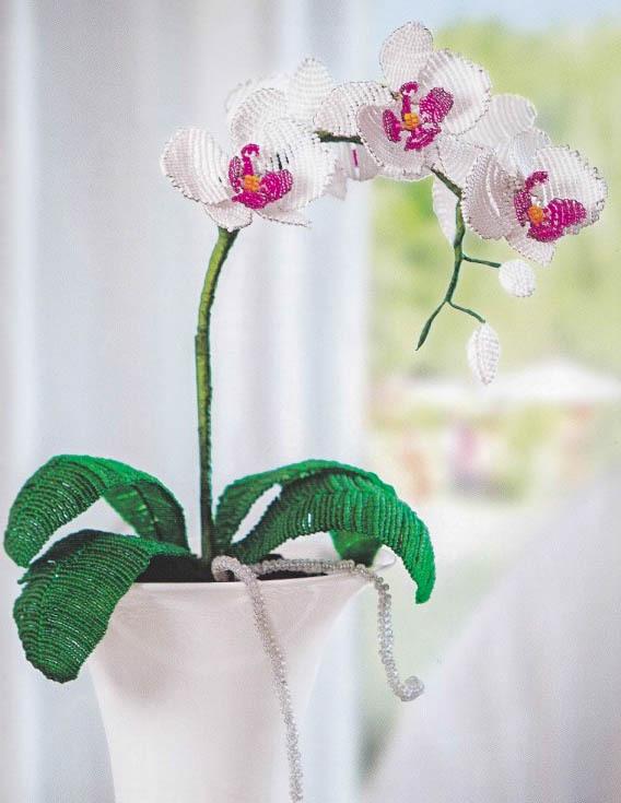 Как сделать орхидею своими руками мастер-класс