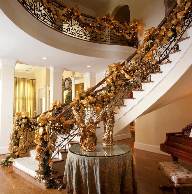 декор для лестницы