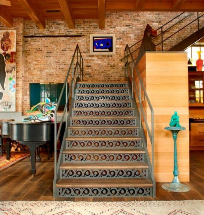 обновление лестницы
