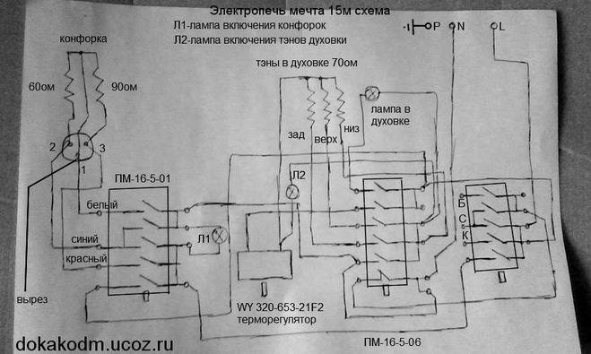 Ремонт духовки в электроплите gorenje