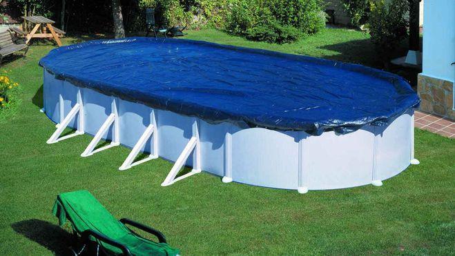 """Что такое летнее покрывало (""""одеяло"""") для бассейна и для чего оно нужно?"""