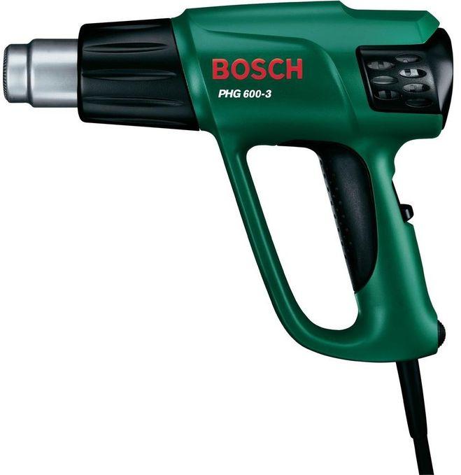 Строительный фен Bosch PHG 600-3.