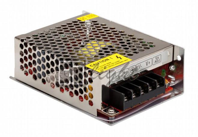 Блок питания для светодиодной ленты 12 V постоянного тока