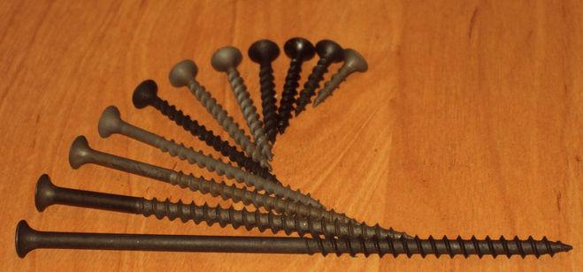 Можно ли саморезы по металлу использовать для работы по дереву, будут ли они держаться в древесине?