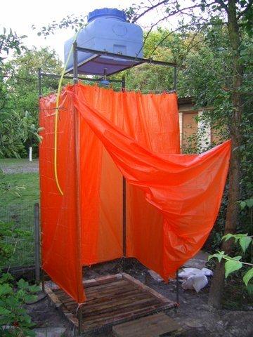 Как построить летний туалет на даче своими руками
