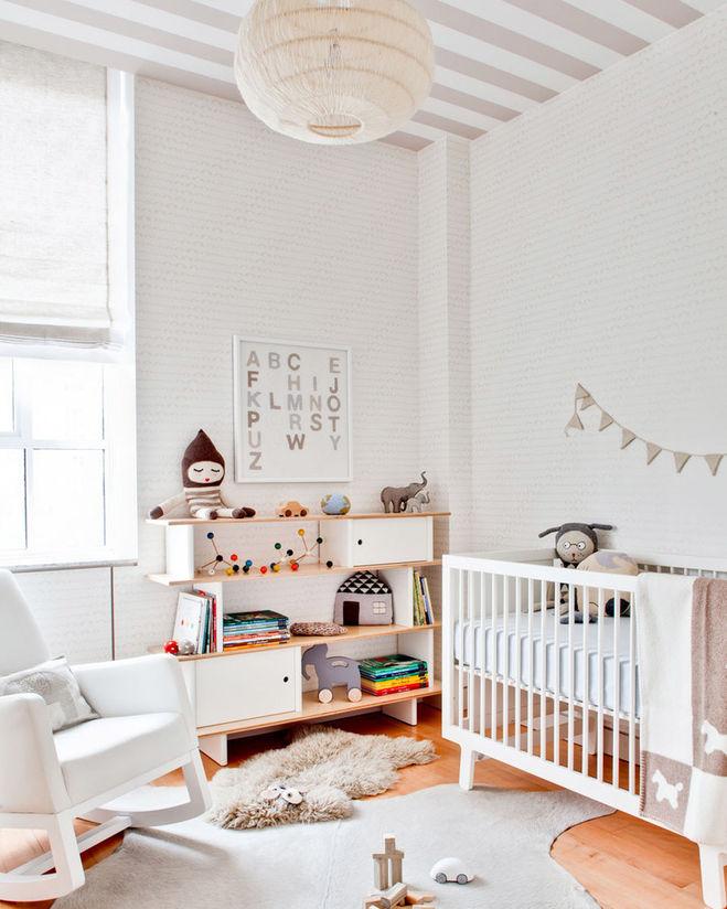 """Что включает в себя: """"Эко-стиль"""" в детской комнате, какие материалы и работы?"""