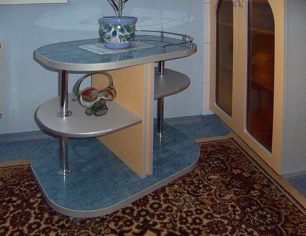 стол из столешницы
