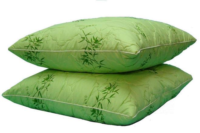Какие есть особенности и преимущества у подушки из бамбука?