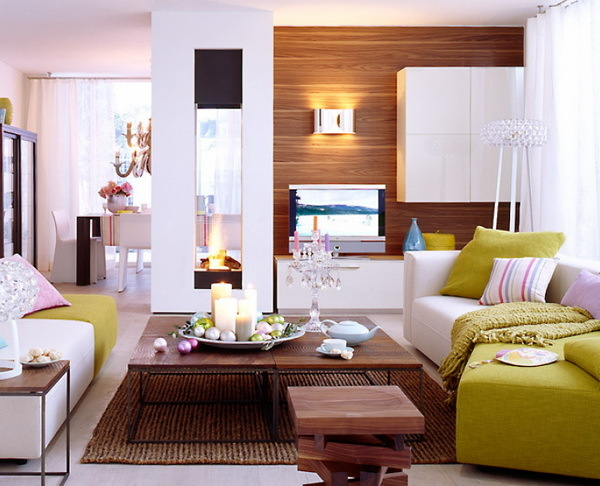 дизайн однокомнатной квартиры