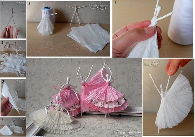 игрушка из бумаги