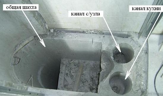 как сделать так чтобы в туалетной и ванной не дуло из вентил¤ционной шахты