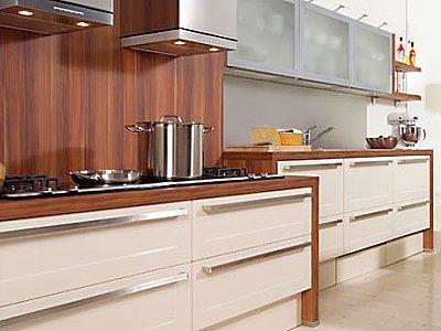 варианты отделки кухни панелями мдф фото