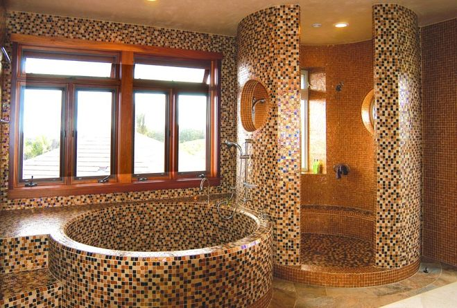 31 способ как недорого сделать ванную комнату уютной 21