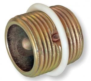 Ниппель с уплотнительным кольцом