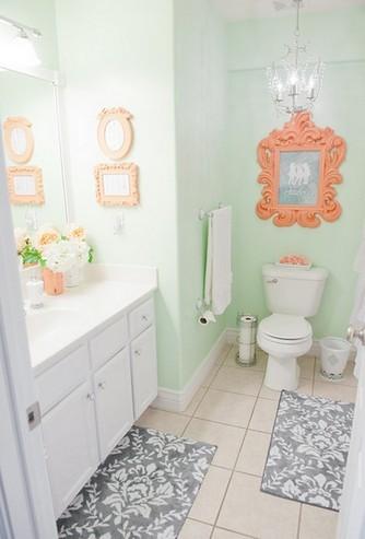 покраска туалета