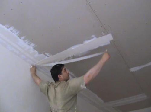 Заделка бетонных швов от протечек