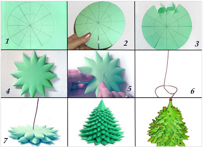 Как сделать новогодние игрушки своими руками для класса