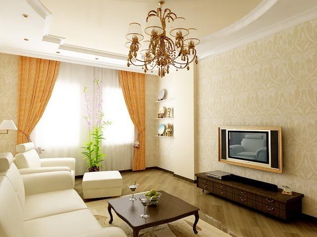 Дизайн зала в квартире своими руками с фото