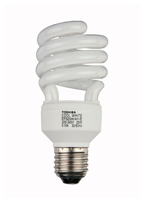 мигает энергосберегающая лампа