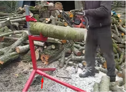 Устройство для пилки дров бензопилой своими руками 25
