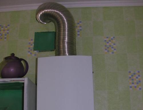 Как улучшить тягу в дымоходе для газовой колонки нижний тагил дымоход